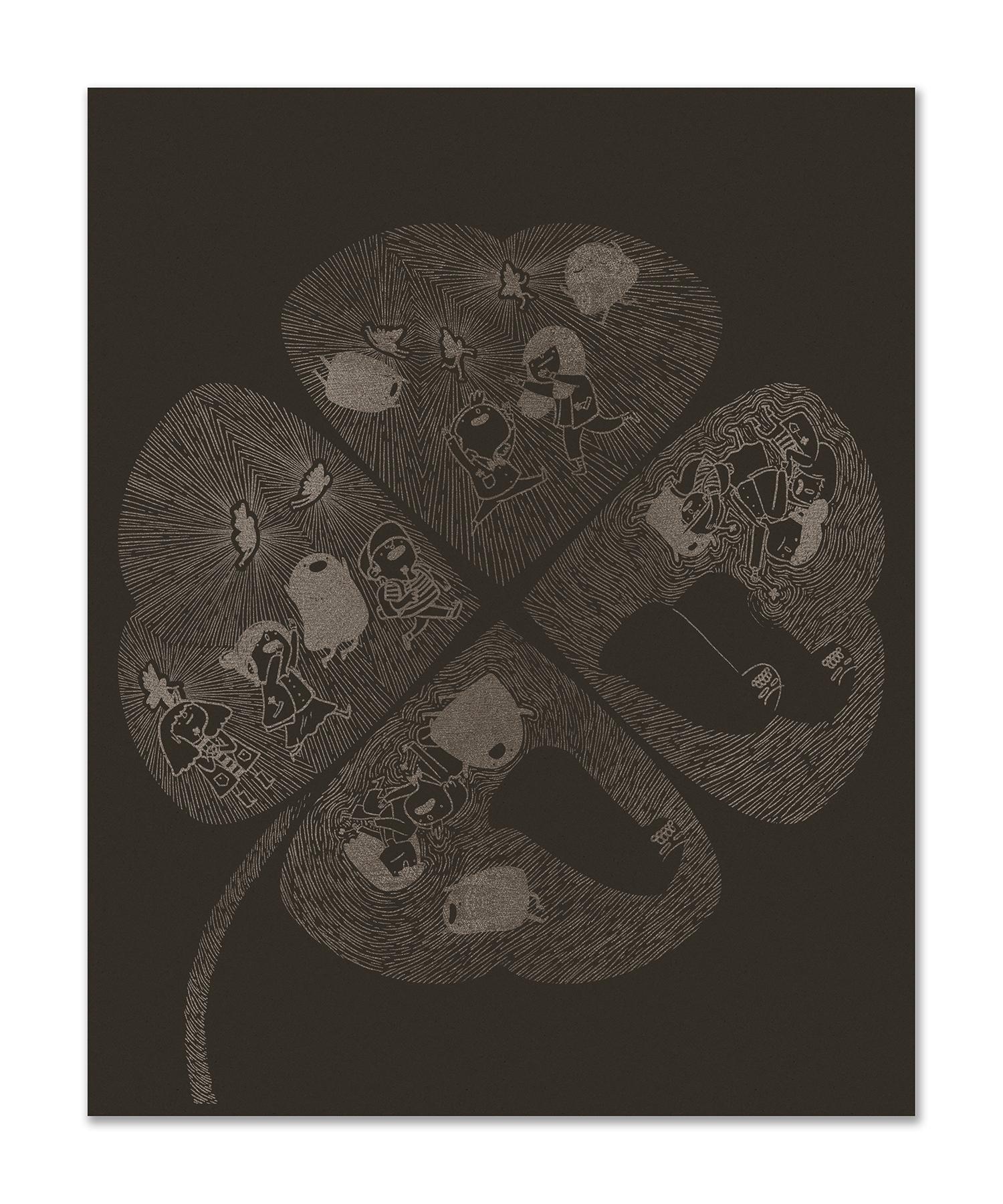 """""""Lucky Draw"""" by Kim Ku"""