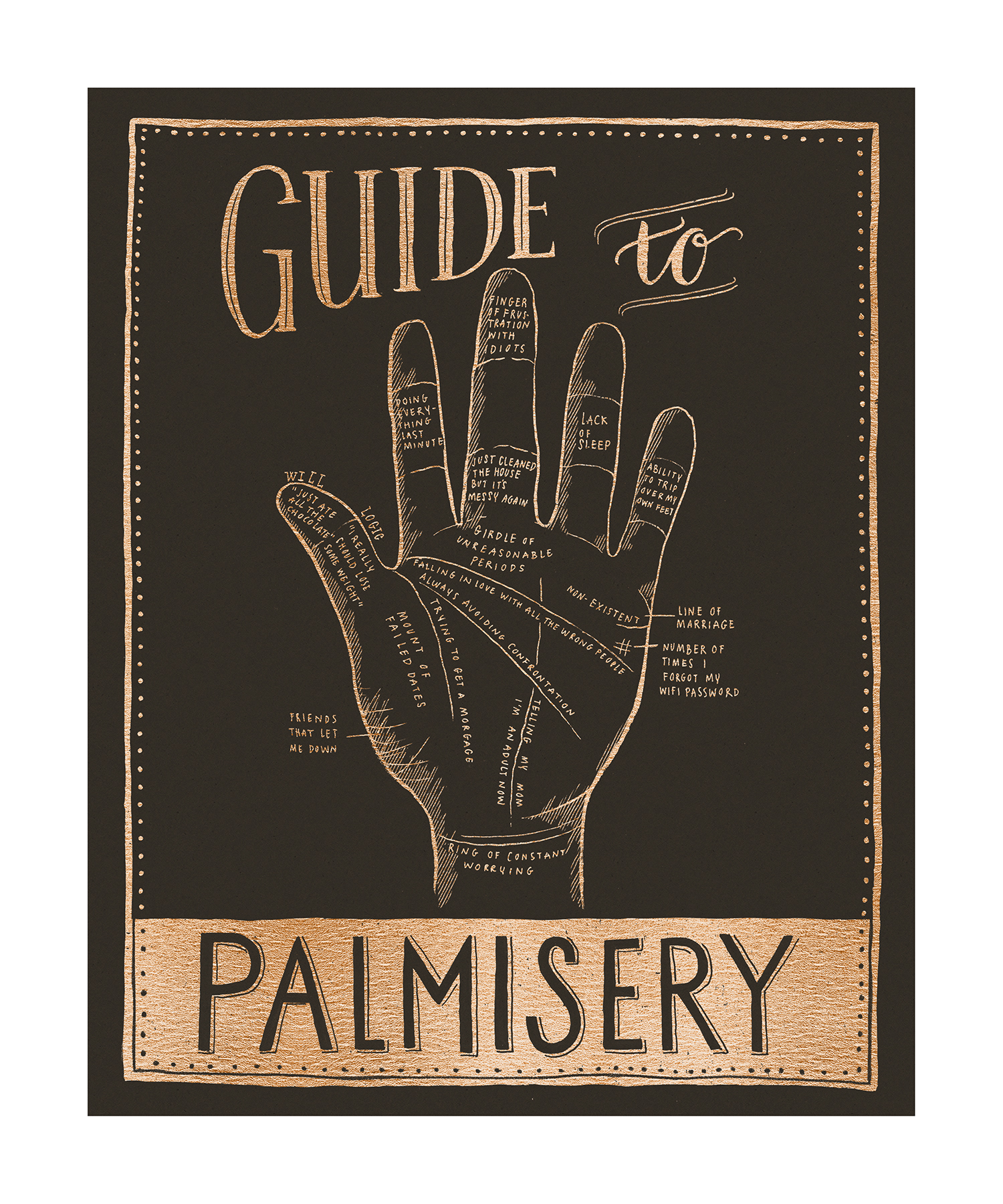 """""""Guide to Palmisery"""" by Marloes De Vries"""