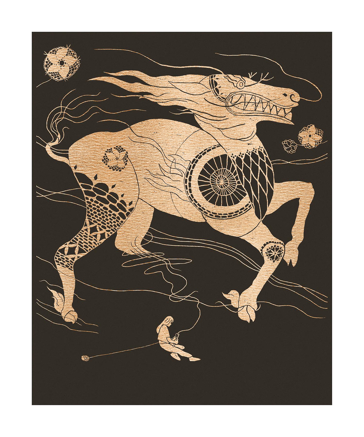 """The Bringer of Justice"" by Priscilla Boatwright"