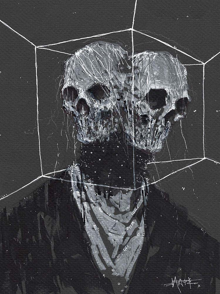 """Infinitum"" –  Nate Hillyer"