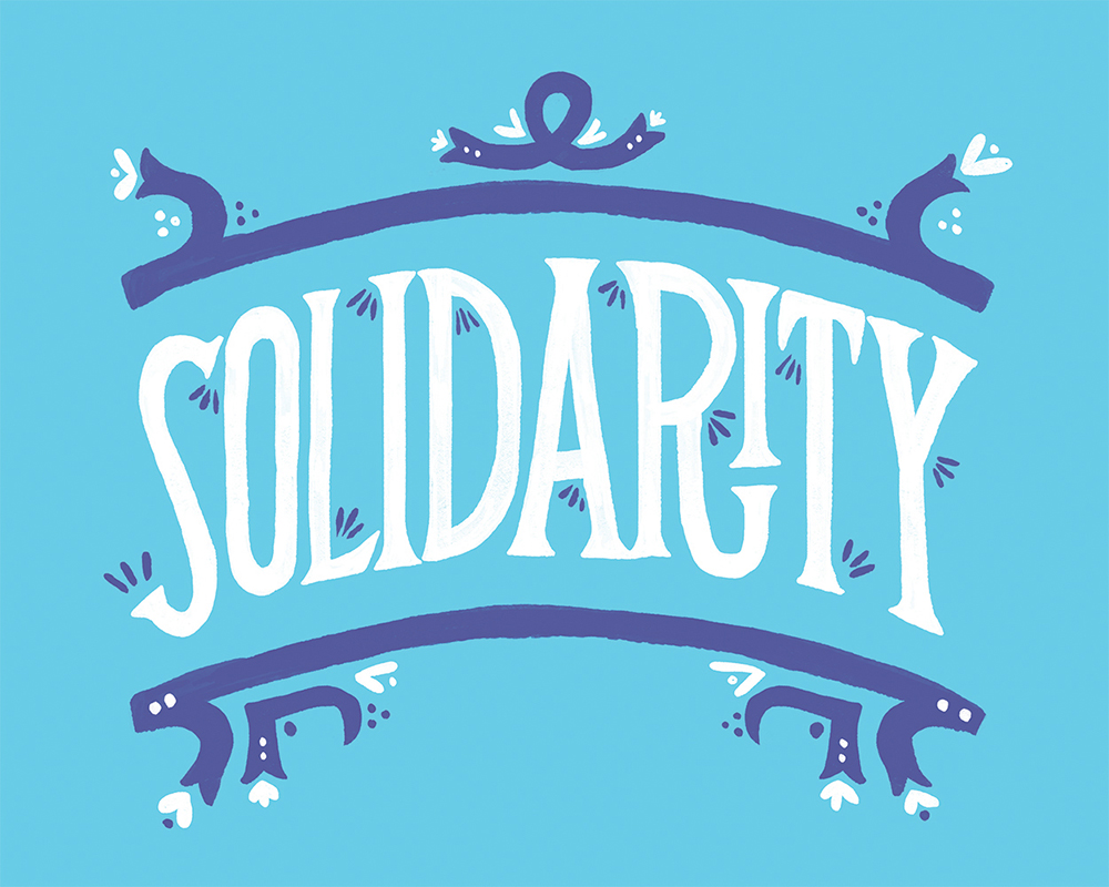 """Solidarity"" –  Ashley Hohnstein"