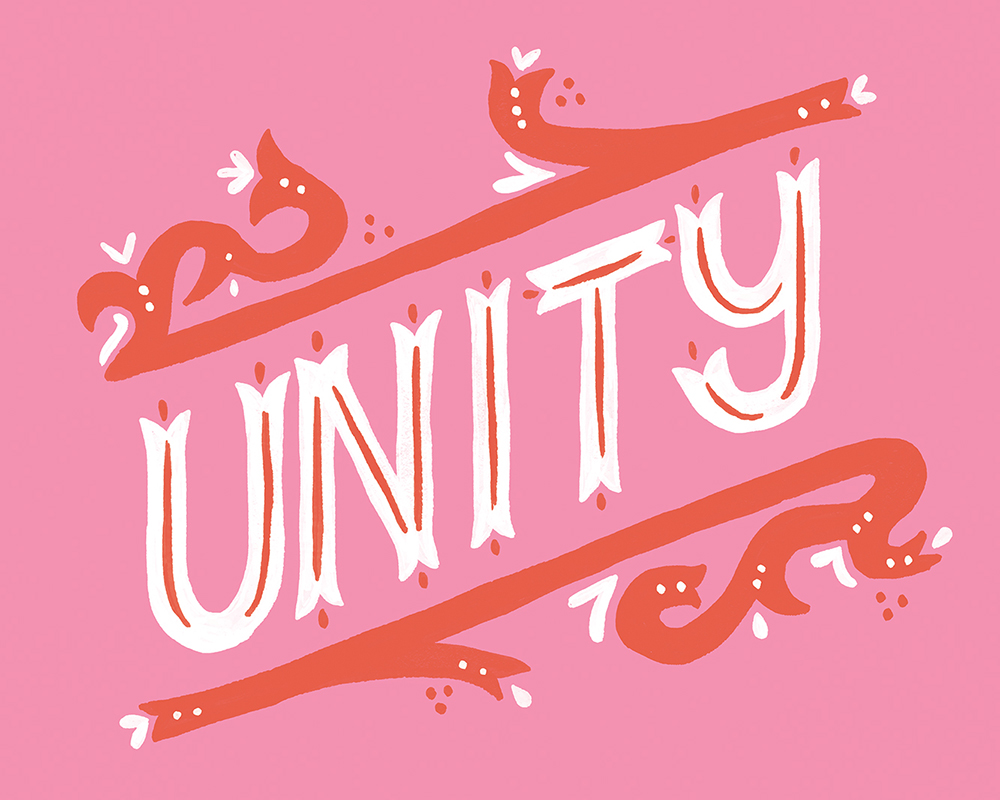 """Unity"" –  Ashley Hohnstein"