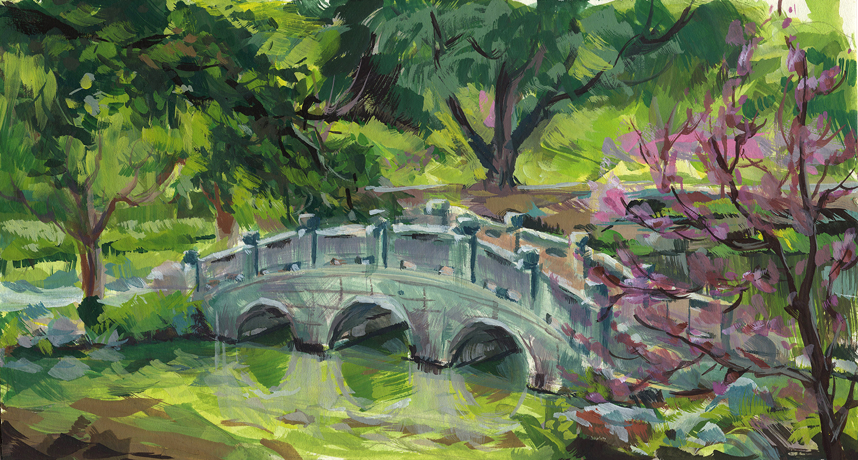 Huntington Gardens Chinese Bridge_5x9.jpg