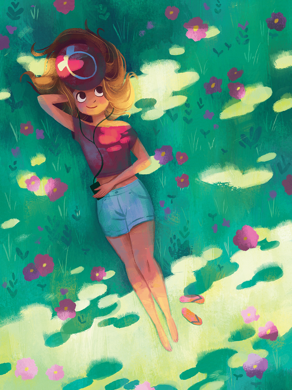 """Emerald"" by Lillian Lai"