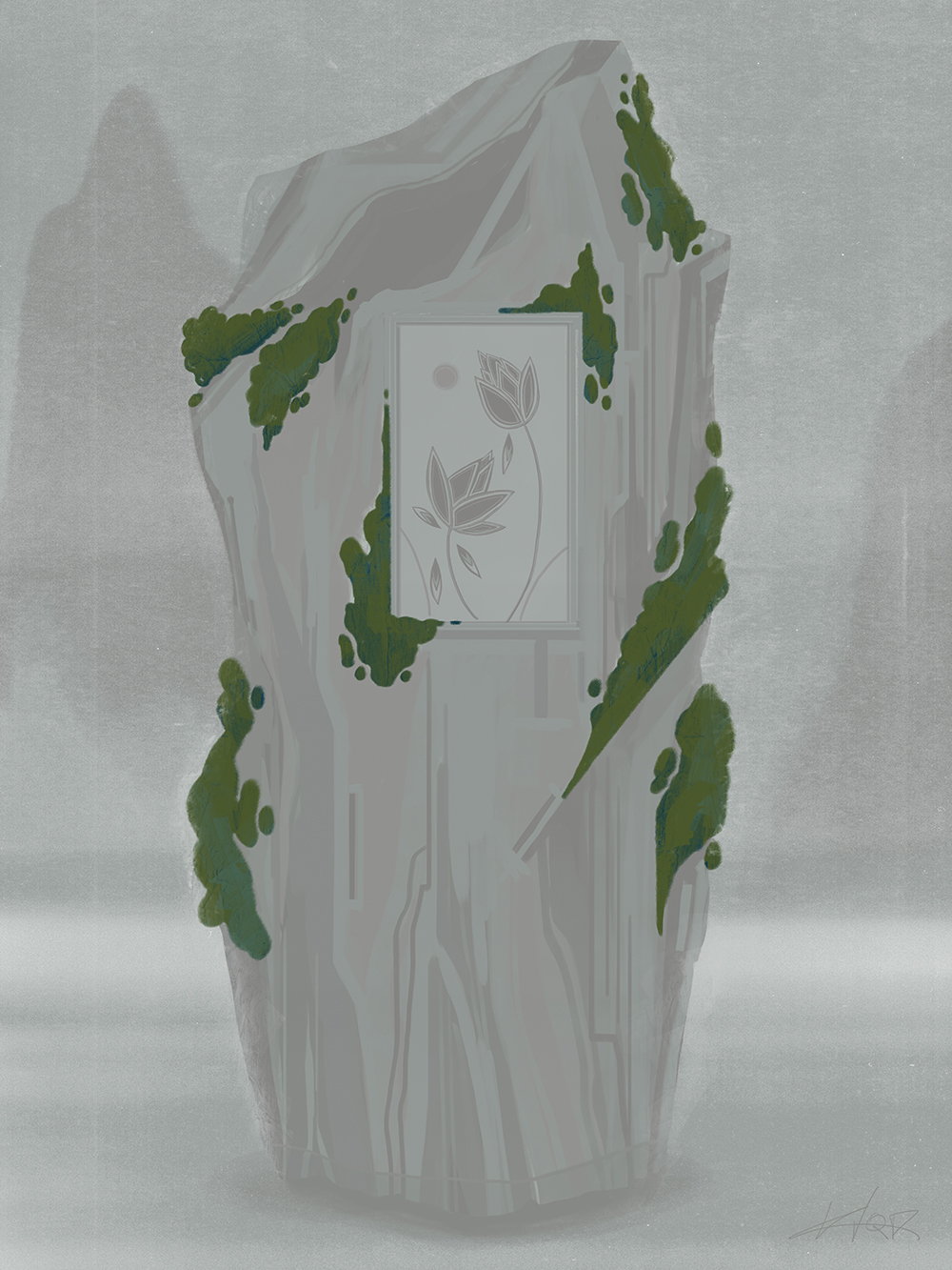 """Limestone"" by Kevin VQ Dam"