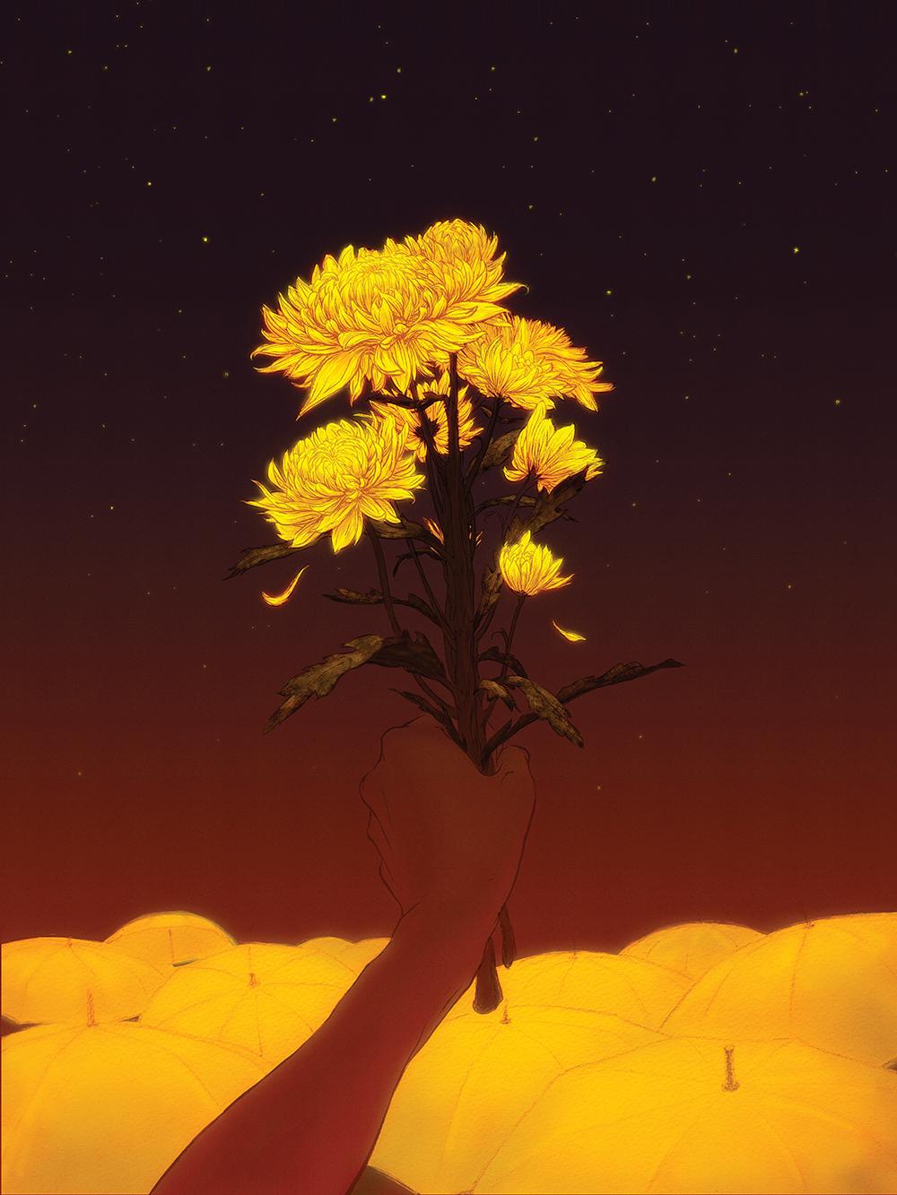 """Light in the Darkness"" by Charis Loke"