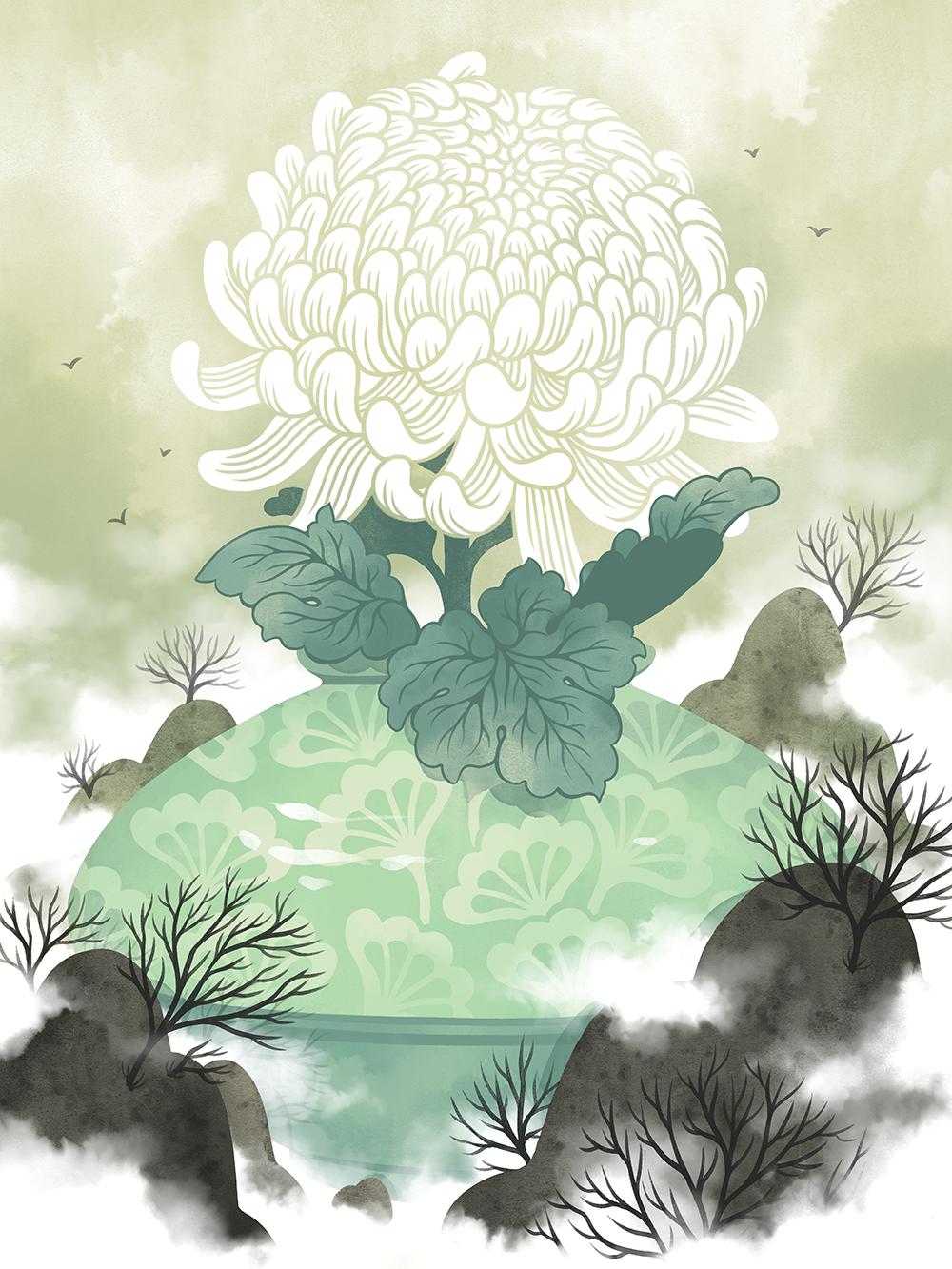 """""""Celadon"""" by Cleonique Hilsaca"""