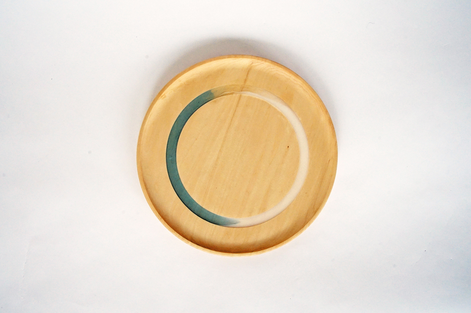 """Ice 10"""" Plate – Willful Goods"""