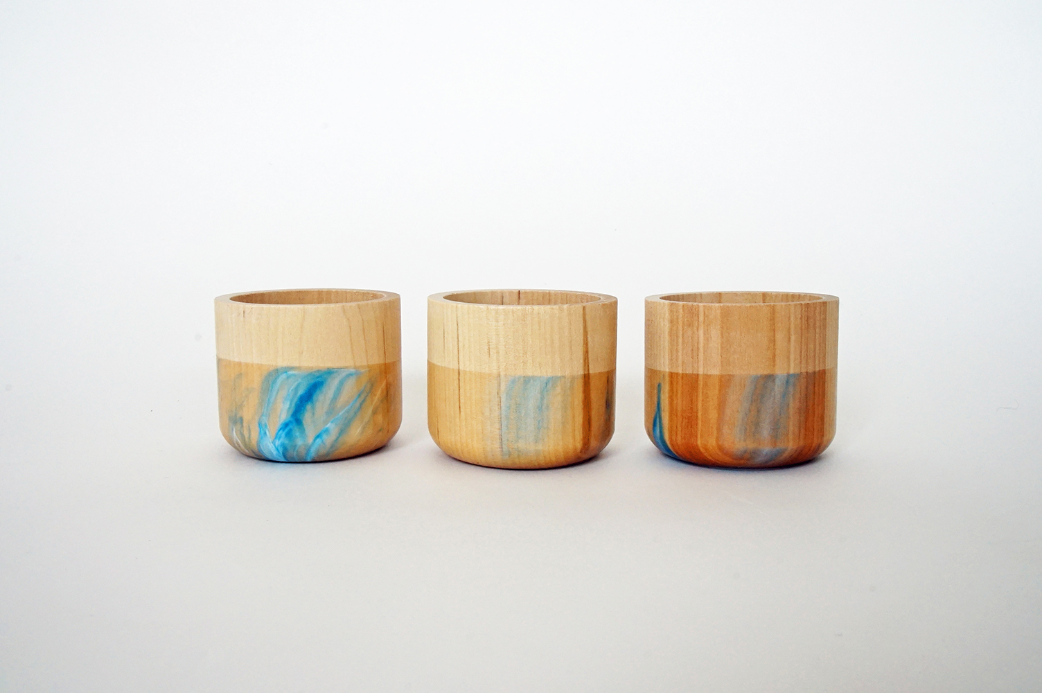 Ice Wooden Cups –Willful Goods