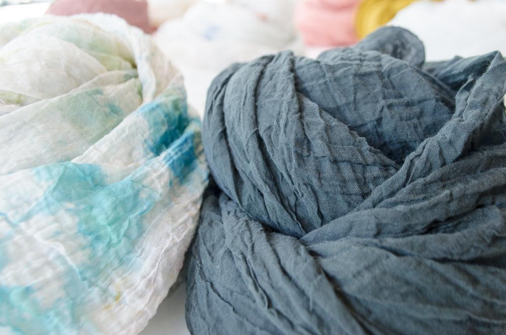 Fine Organic Cotton Scarves –SCARF SHOP