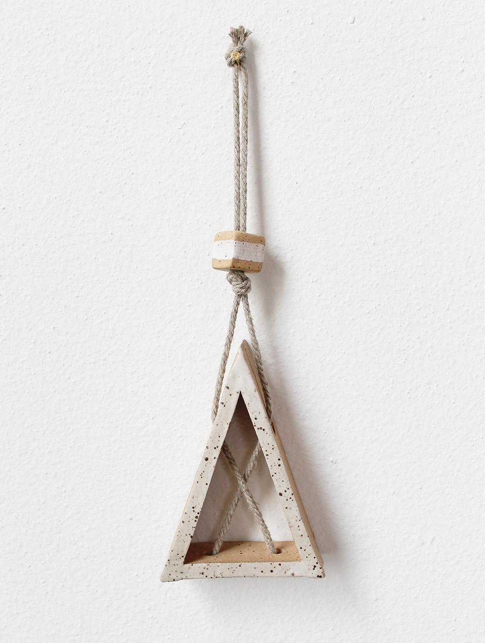 """Triangle Totem"" – Janelle Gramling"