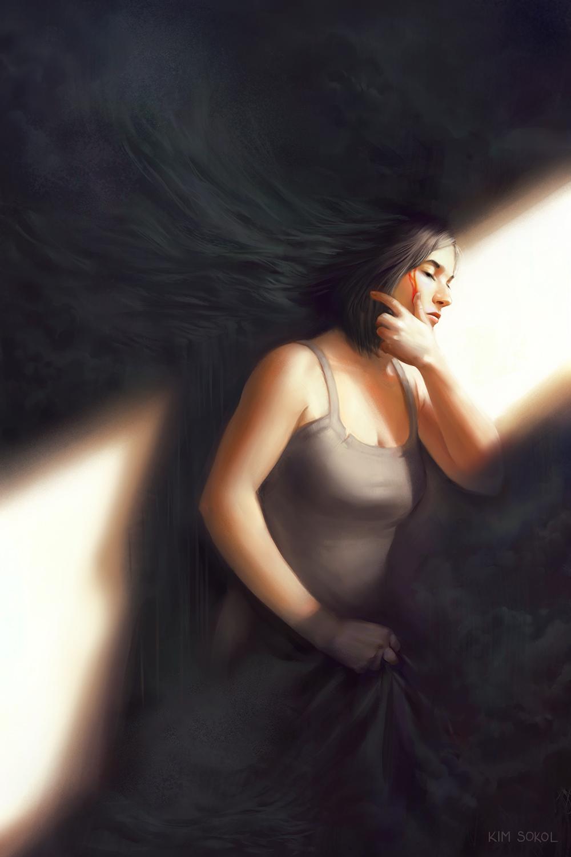 """Flesh Wounds"" by Kim Sokol"
