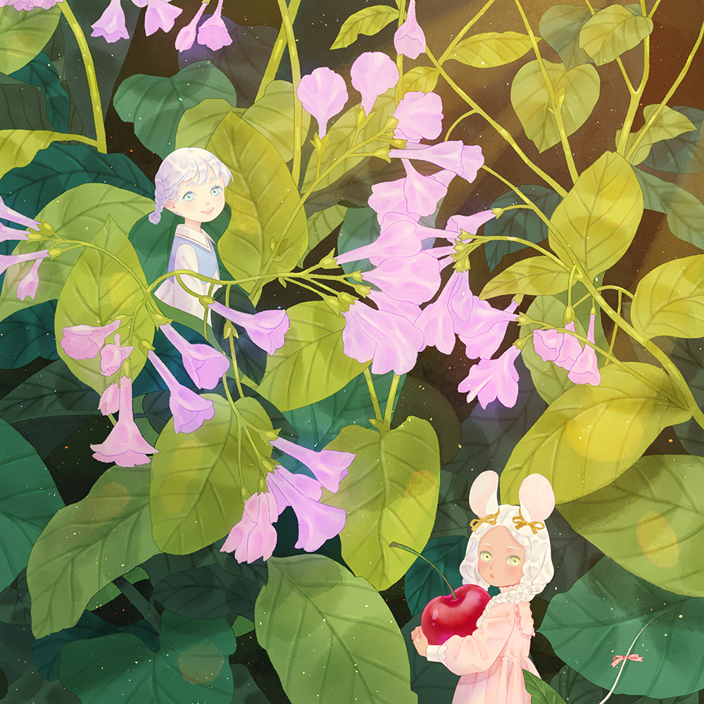 """Under the Leaves"" by Renée Park"