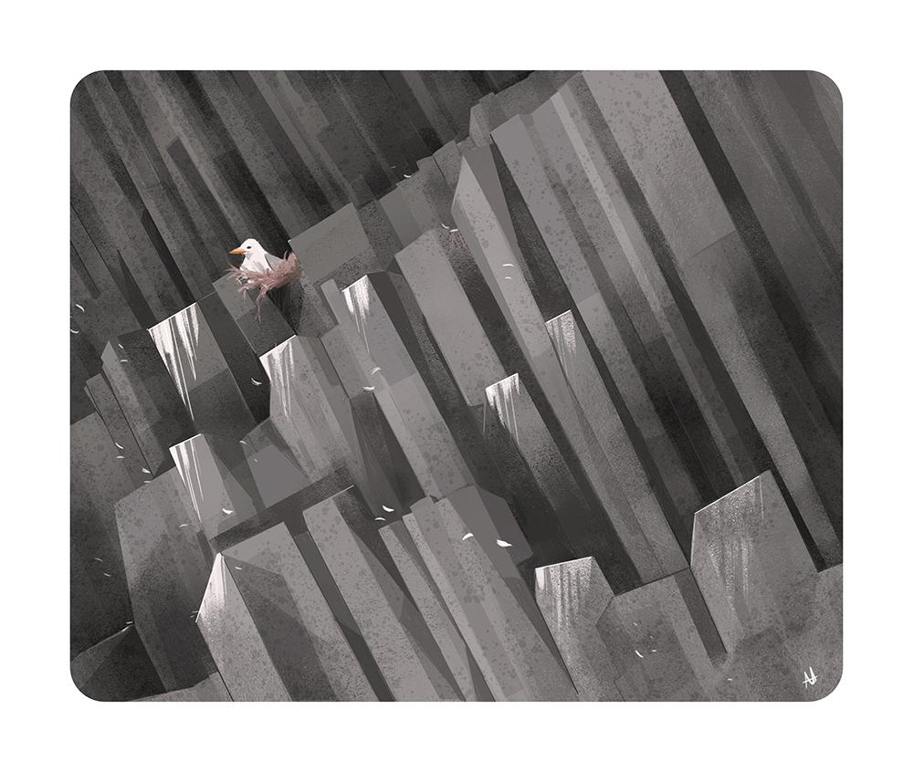 """Basalt"" by Alexandria Neonakis"
