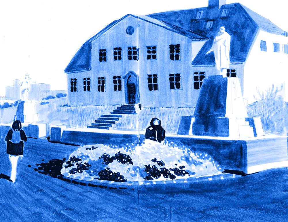 """""""Reykjavik"""" by Tuna Bora"""