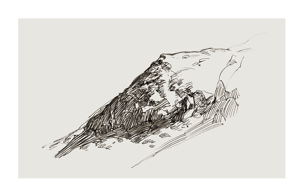 """""""Þjóðvegur 1"""" by Claire Hummel"""