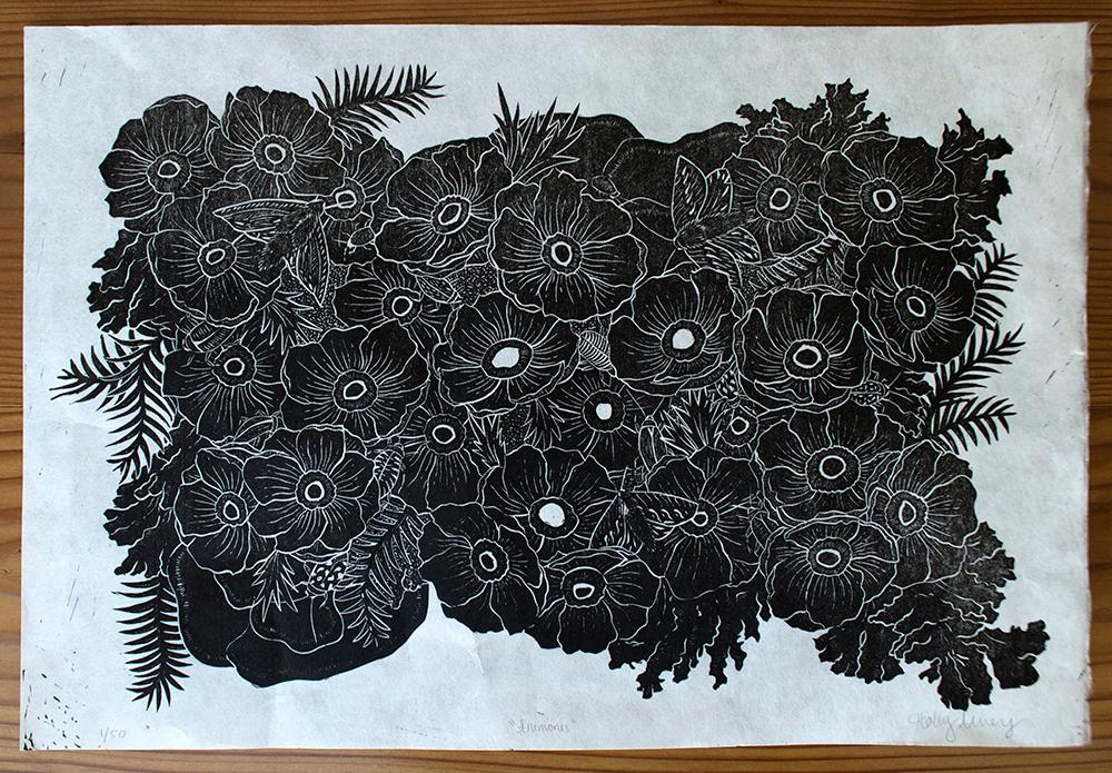 """Anemones"" – Holly Avery"