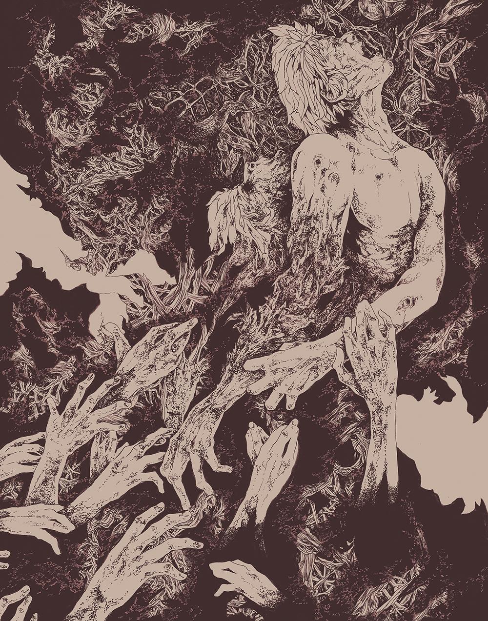 """""""Ecdysis"""" by Joseph Magaña"""