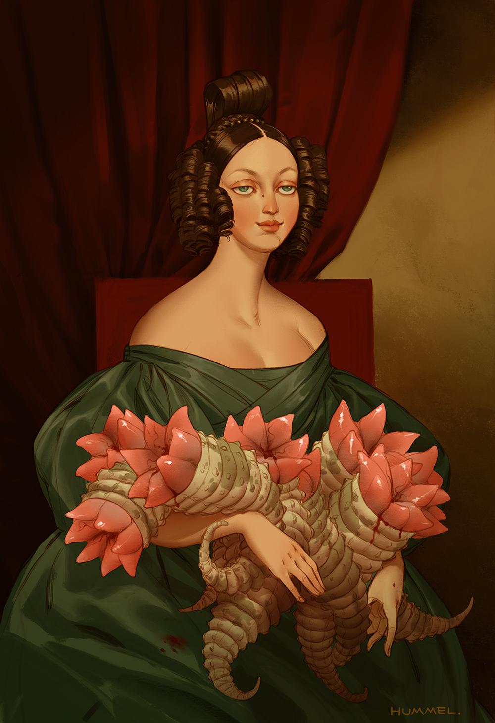 """A Fallen Harvest"" by Claire Hummel"
