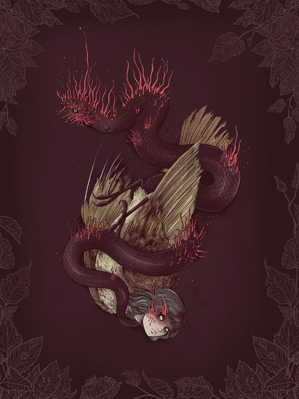 """""""Entanglement"""" by Lillian Duermeier"""