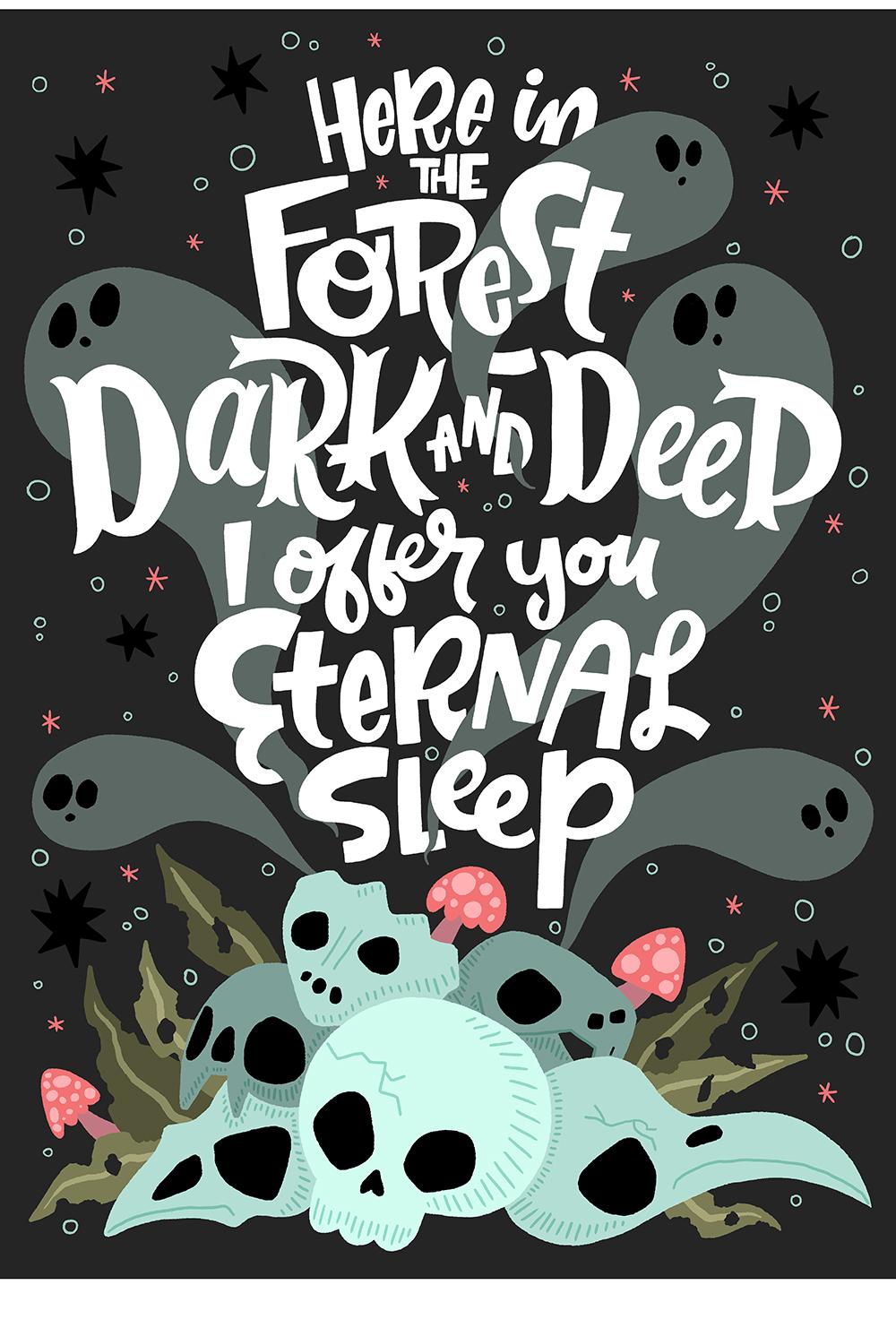 """""""Eternal Sleep"""" by Shauna Lynn Panczyszyn"""