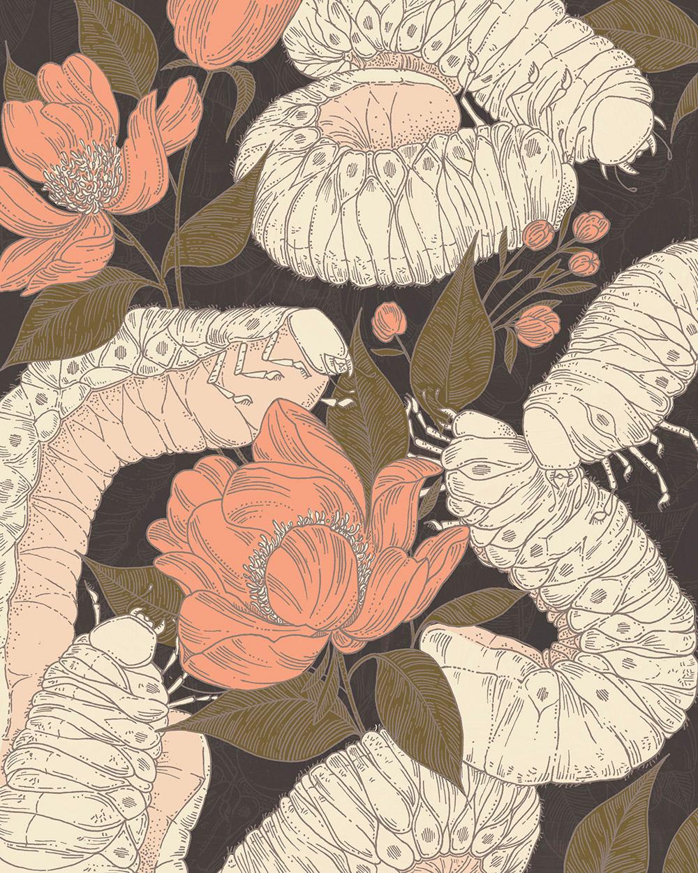 """Dynastinae"" by Shelby Hersleff"