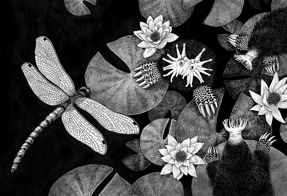 """Star-Nosed Swamp"" by Trisha Previte"