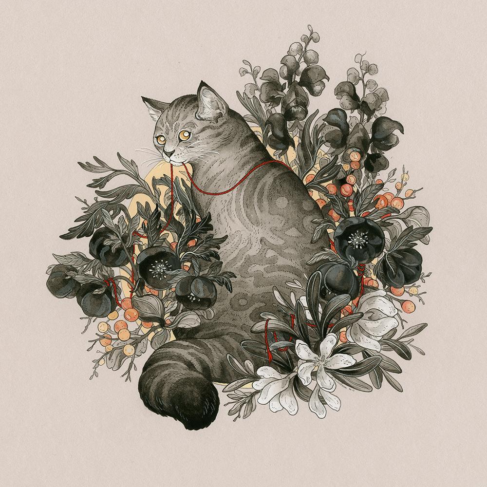 """Portent"" by Nicole Gustafsson"