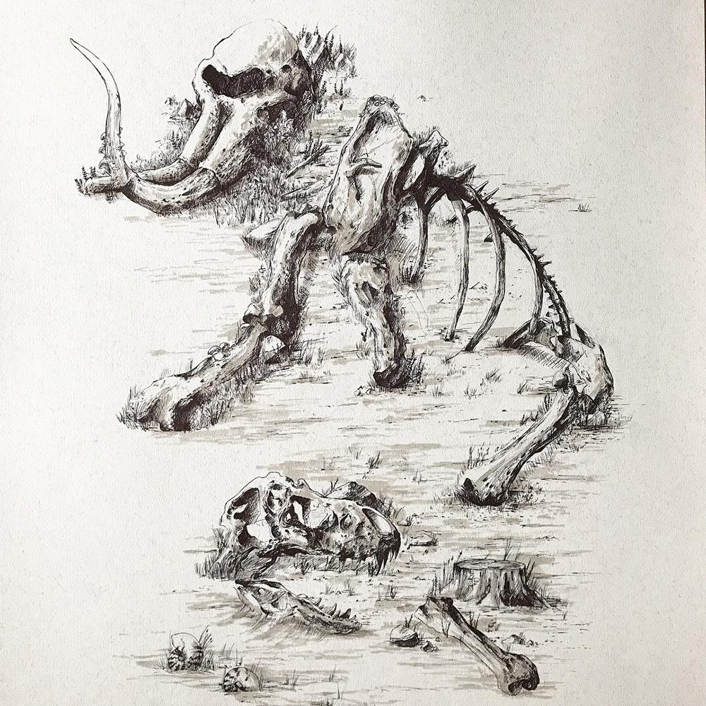 """""""Behemoths"""" by Tyler Thrasher"""