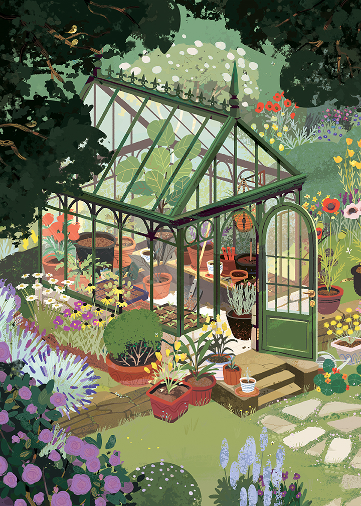 """Trip to the Greenhouse """