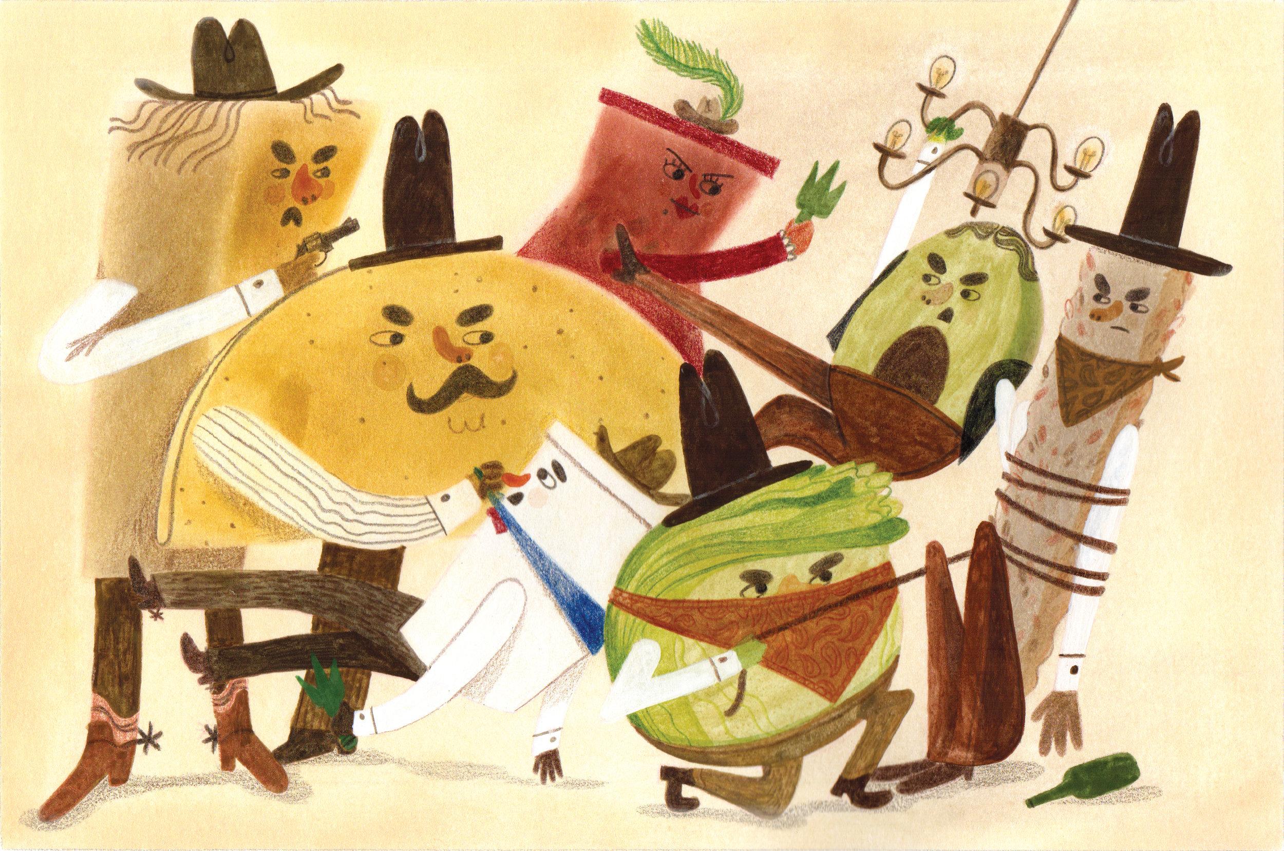 """""""Tempeh Tacos"""""""
