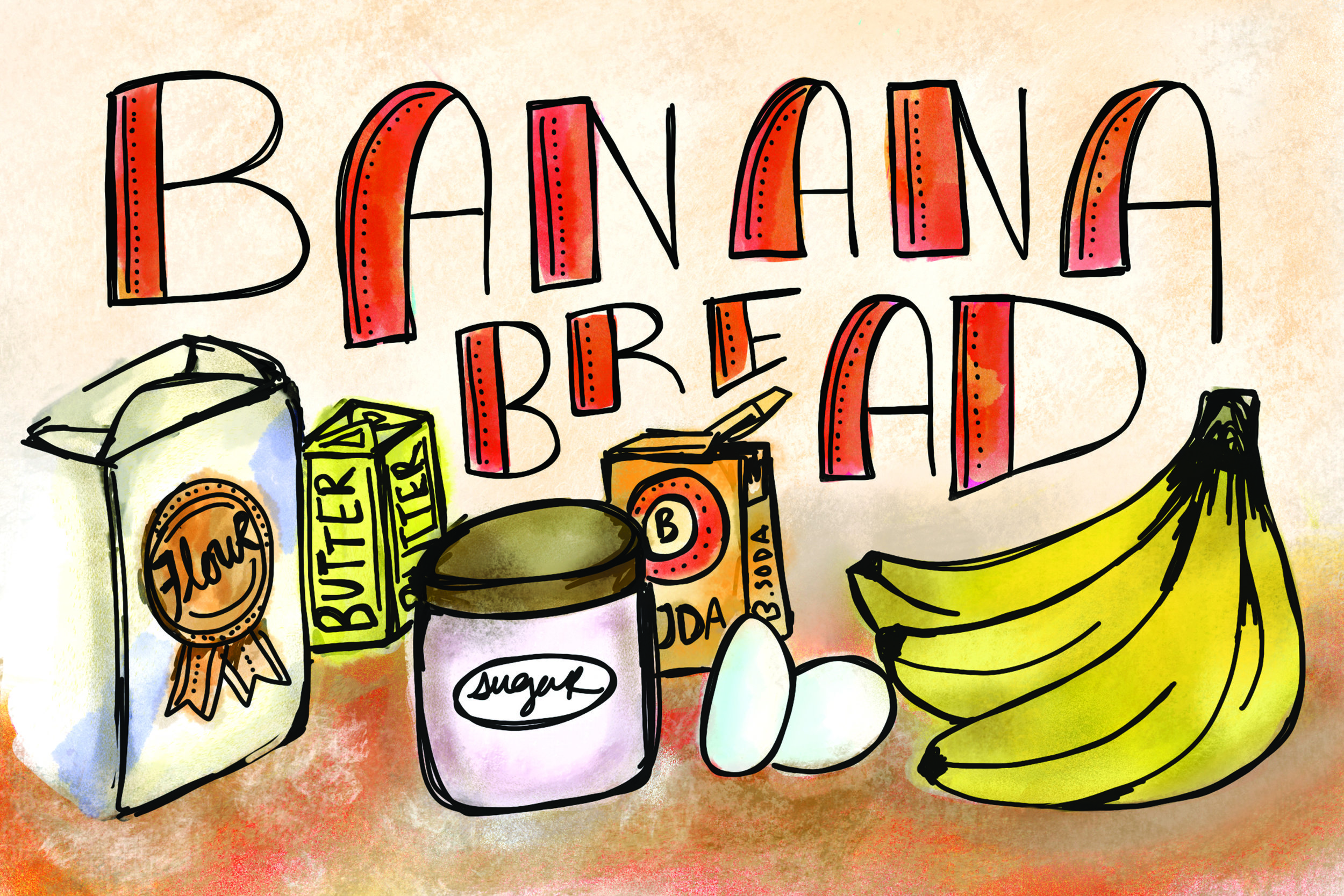 """""""Banana Bread"""""""