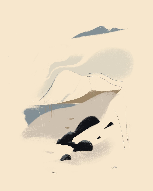 """Scent: Northern Sea"""