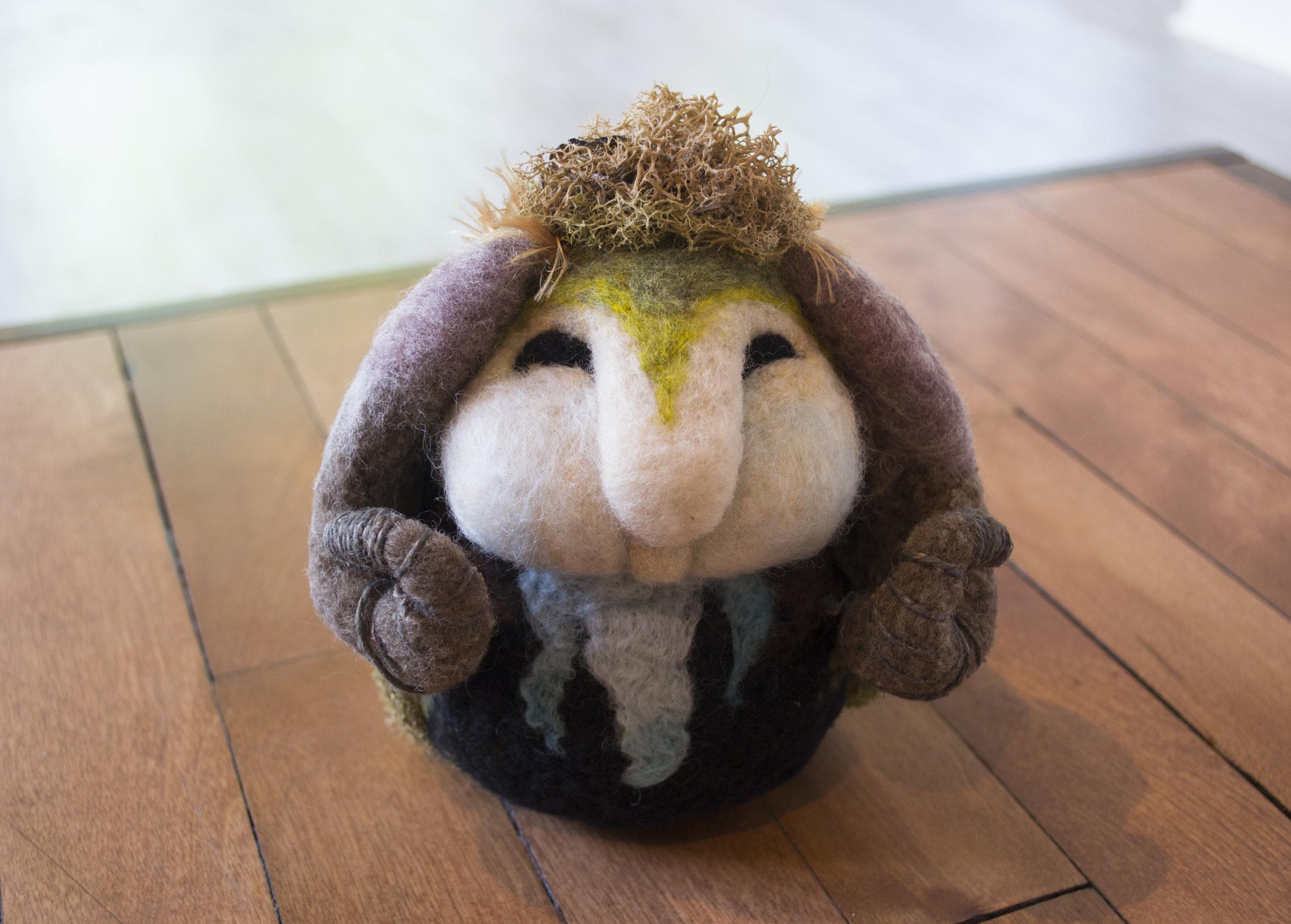 """""""Moss Ram"""""""