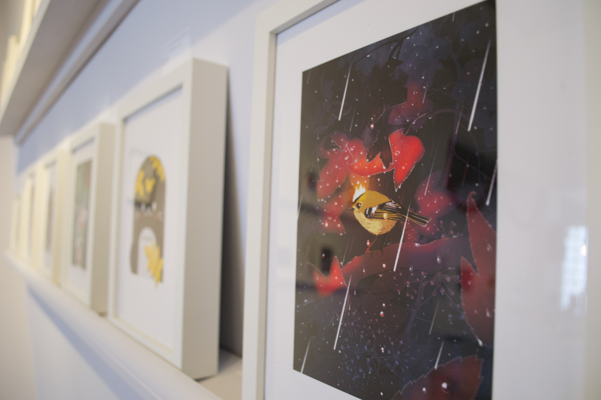 Small Art For a Big Cause (Joe Wright)