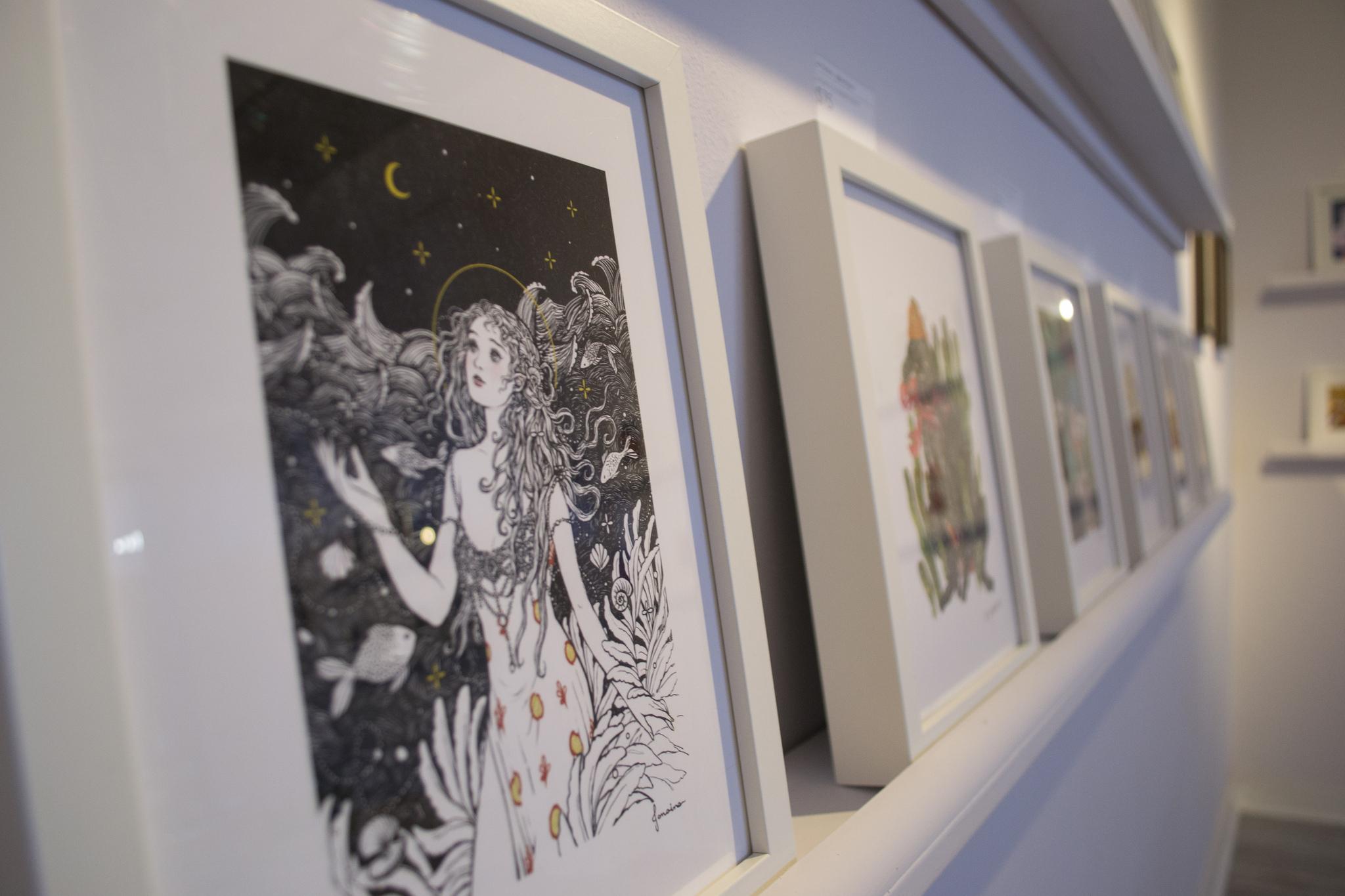 Small Art For a Big Cause (Janaina Medeiros)