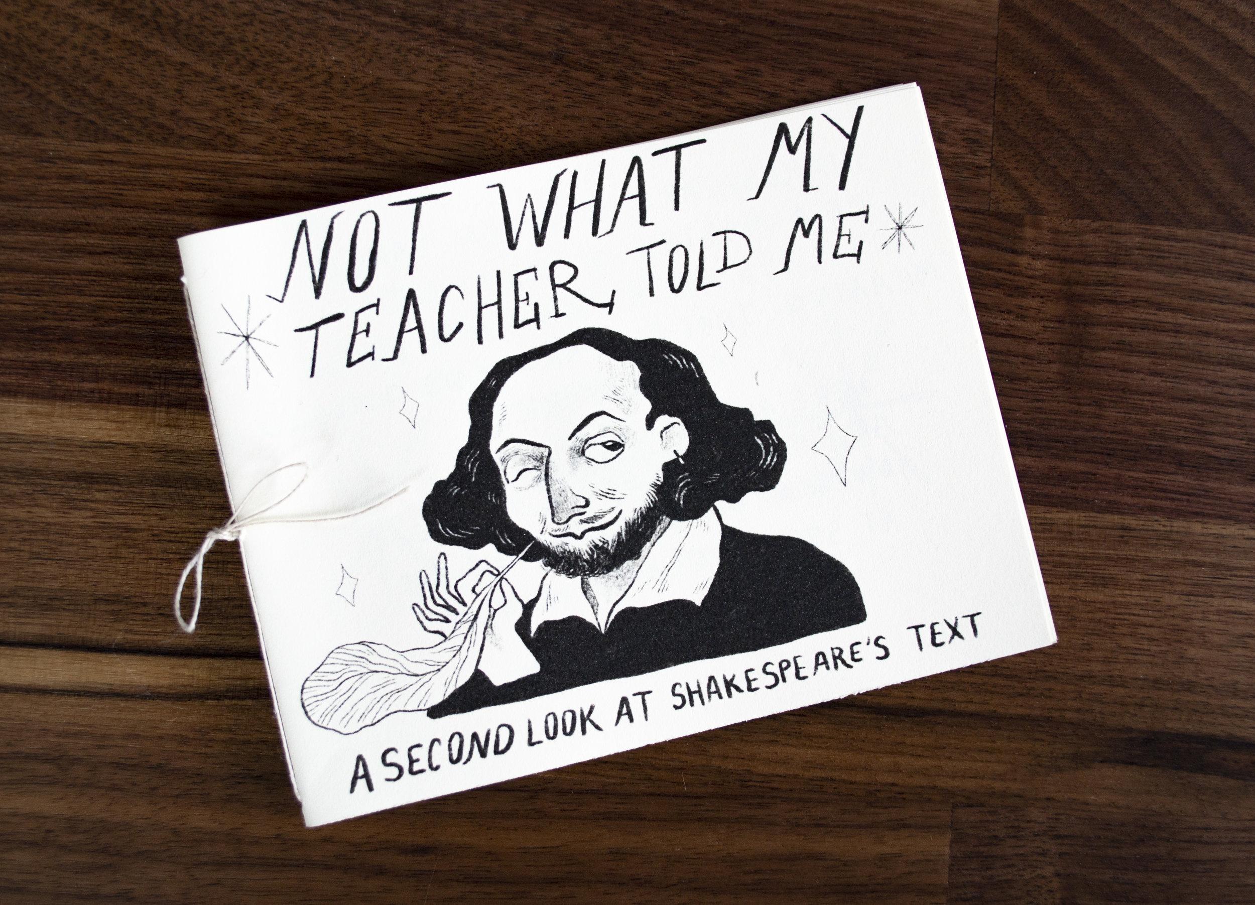 Shakespeare Zine