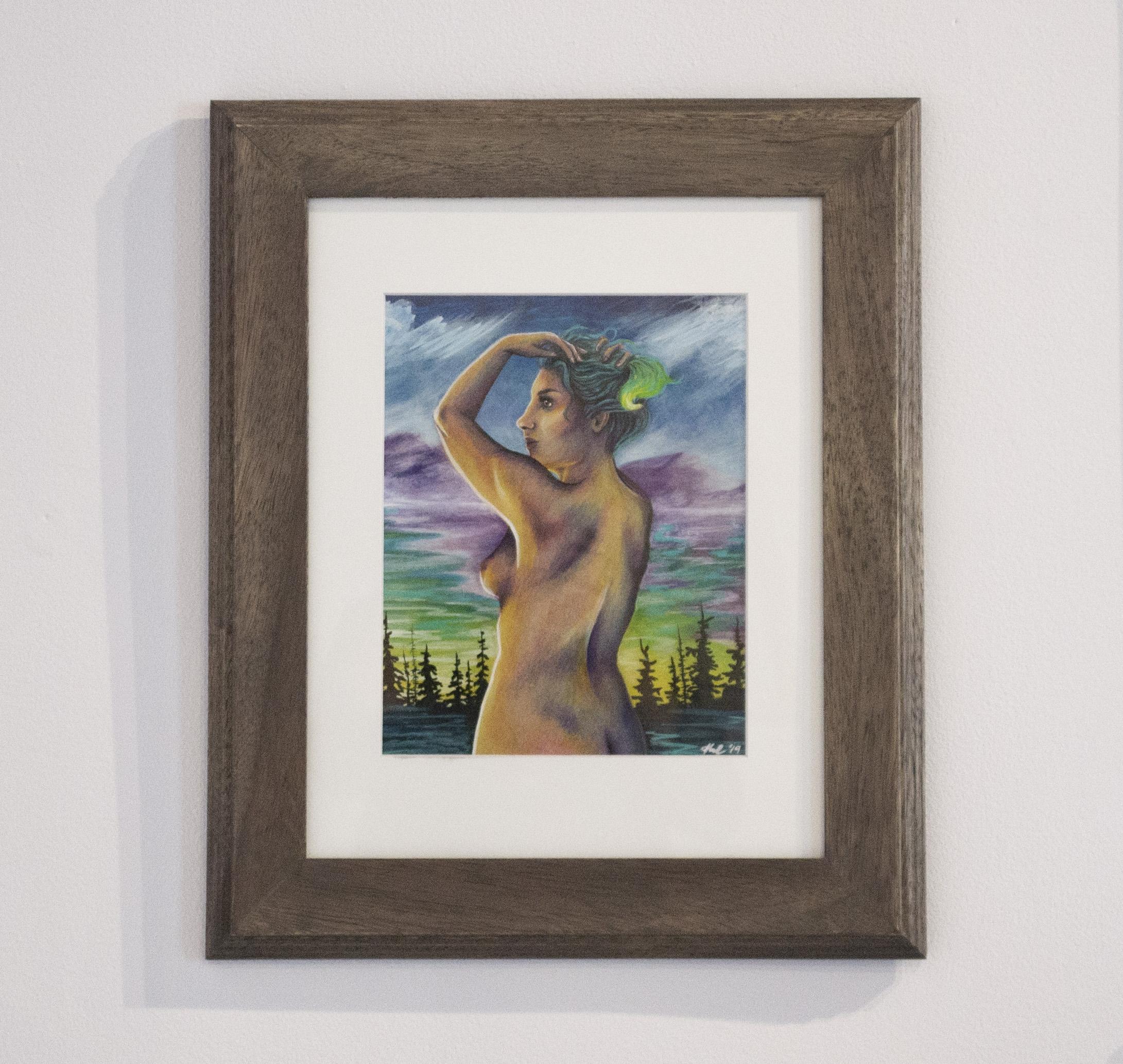 Wyoming Nude