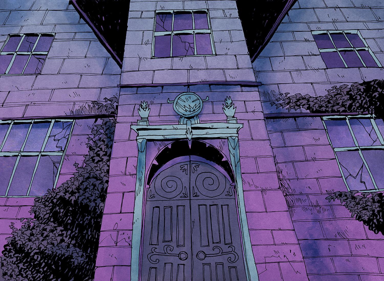 """Manor Exterior"""