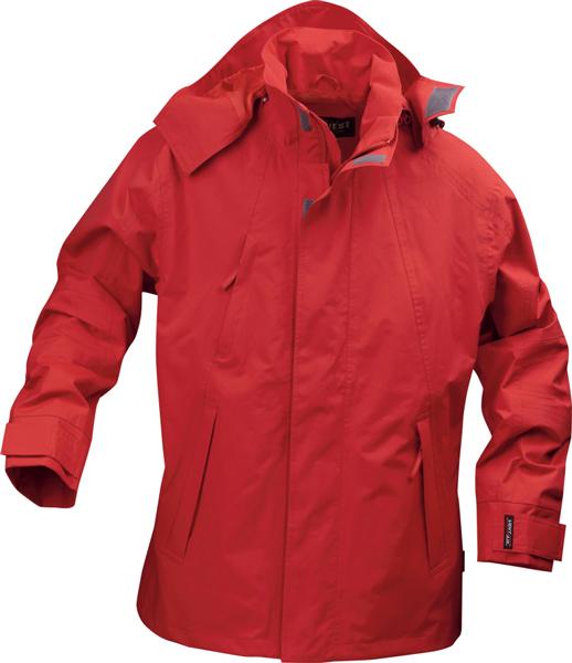 Unsex red ski Jacket