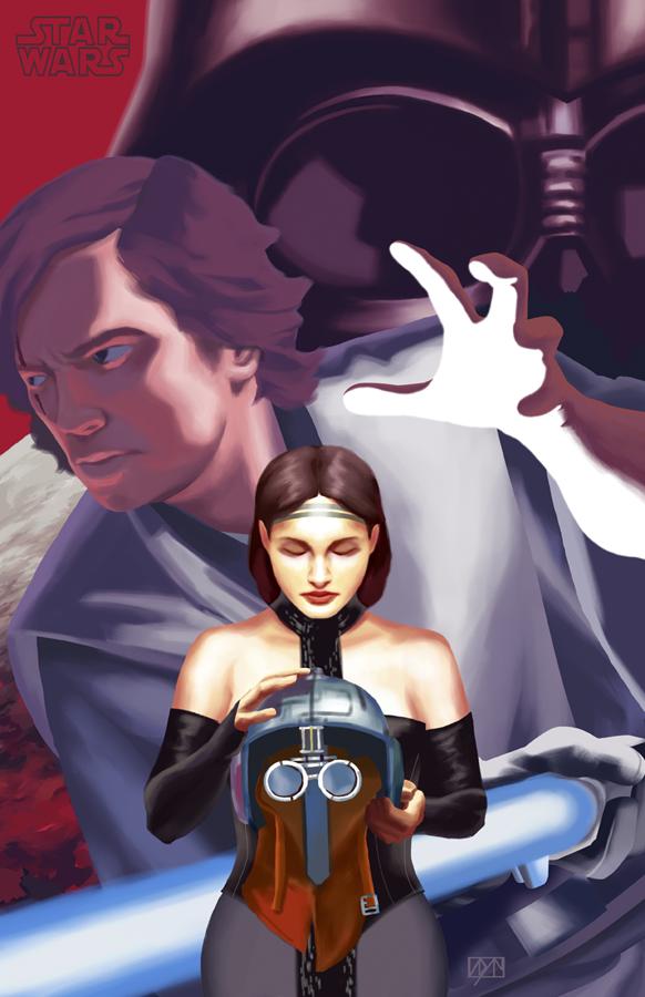 The Fall of Anakin Skywalker