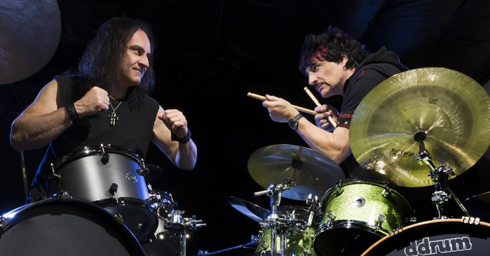 Copy of Carmine and Vinny Appice : Drum Wars Brunch