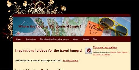 Where the heck is Mr. Jones-Gungor?
