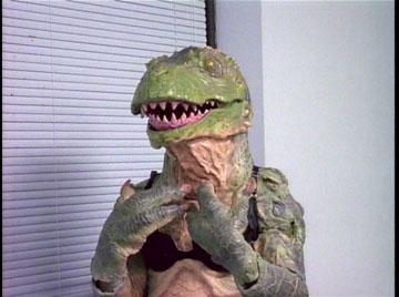 Does my new alligator skin dress make me look fat?