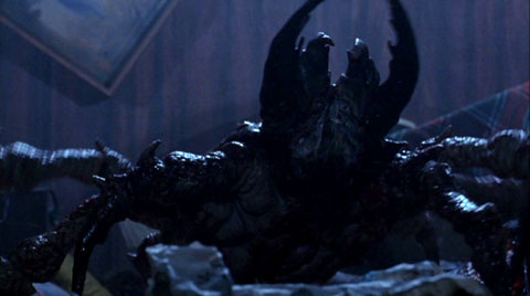 As Darell Lumley awoke one morning from uneasy dreams he found himself transformed in his bed into a gigantic insect.