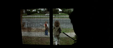Are they gone yet? Lousy Jehovah's Witnesses...