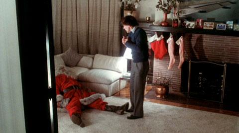 I saw daddy killing Santa Claus