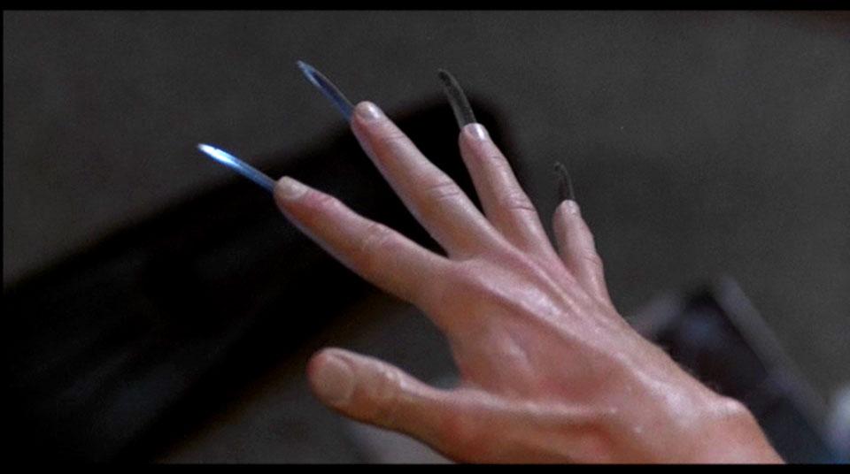 Whoa, someone needs a manicure.