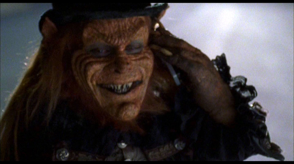 What? A new Star Wars movie?? Of COURSE I'll do it, it'll get me out of these Leprechaun movies!