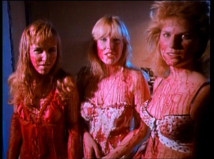 Bloody Mary, Bloody Mary, Bloody Mary...